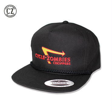 Cycle Zombies(サイクルゾンビーズ) ANIMAL STYLE Premium Golf Snapback