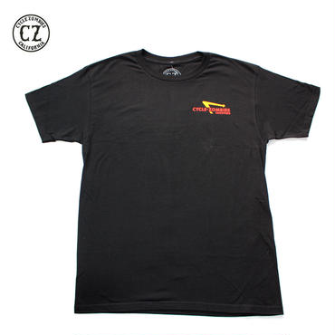 Cycle Zombies(サイクルゾンビーズ)ANIMAL STYLE T-Shirt Black
