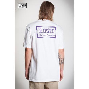 Loser Machine(ルーザーマシーン) LINE UP ホワイト
