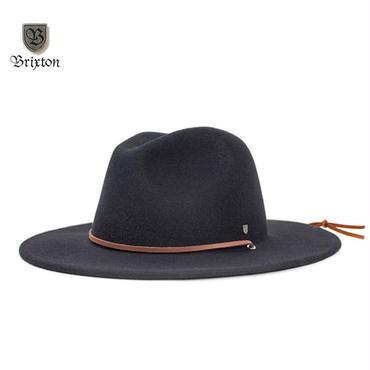 BRIXTON(ブリクストン) Field Hat ブラック