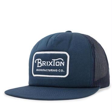 【先行予約!!】BRIXTON(ブリクストン)GRADE MESH CAP ネイビー