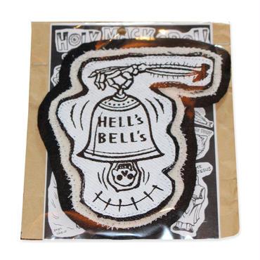 おとぼけワッペンHELL's BELL's