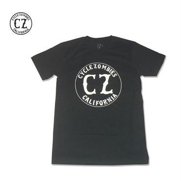 Cycle Zombies(サイクルゾンビーズ)CALIFORNIA Premium S/S T-Shirt Black