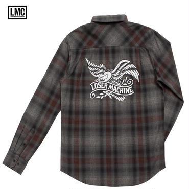 Loser Machine(ルーザーマシーン) GRANTシャツ