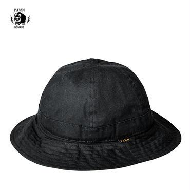 PAWN METRO HAT ブラック