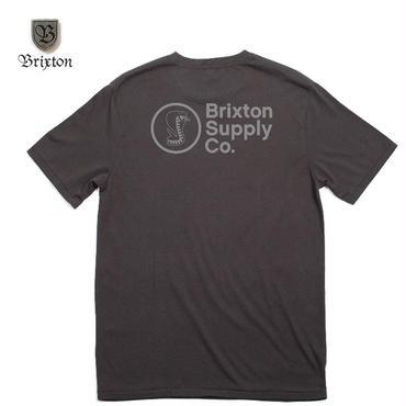 【先行予約!!】BRIXTON(ブリクストン)FANG S/S STT ブラック