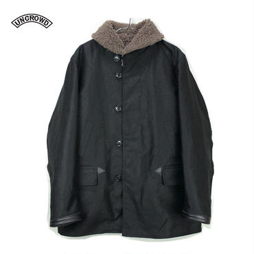 UNCROWD(アンクラウド) ORIJINAL JEEP COAT ブラック