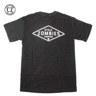 Cycle Zombies(サイクルゾンビーズ)DIY Premium S/S T-Shirt Black