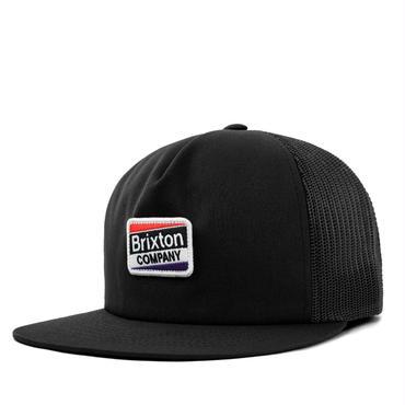 【先行予約!!】BRIXTON(ブリクストン)WORDEN MESH CAP ブラック