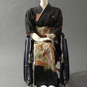 ■車椅子ユーザー向け留袖レンタル■