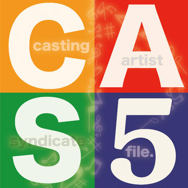 Casting Artist Syndicate:CAS file.5【通常盤】
