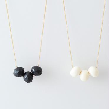 レシンボールネックレス /  Resin Ball Necklace