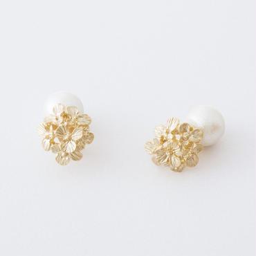 ブーケイヤリング  /  Bouquet Earring