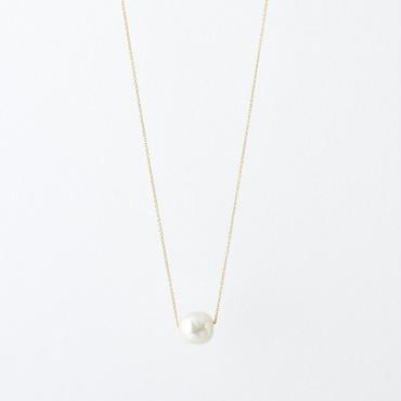 バロックパール1ポイントネックレス  /  Baroque pearl 1 point Necklace