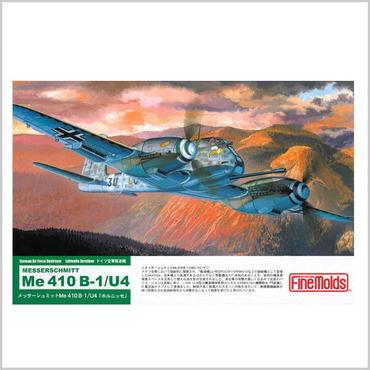 プラモデル ファインモールド 1/72 メッサーシュミット Me410 B-1/U4 FL10