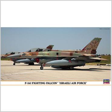 プラモデル ハセガワ 1/48 F-16I ファイティングファルコン 「イスラエル空軍」09857