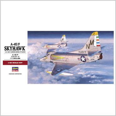 プラモデル ハセガワ 1/48 A-4E/F スカイホーク PT21