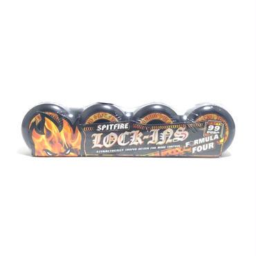 SPITFIRE / FORMULA FOUR  HELLFIRE LOCK INS SWIRL 99D