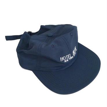 HOTEL BLUE / TASLAN LOGO HAT