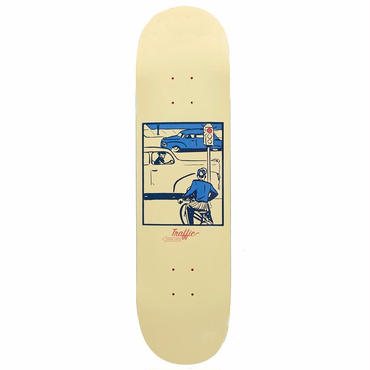 TRAFFIC / CAUTION DECK 8インチ