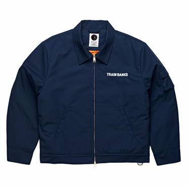 POLAR SKATE CO. / TRAIN BANKS JACKET