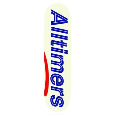 ALLTIMERS / ESTATE PEARL LOGO BOARD 8インチ