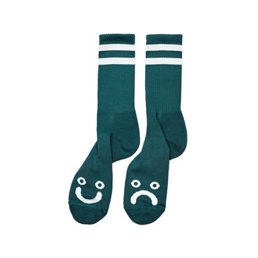 POLAR SKATE CO. / HAPPY SAD SOCKS