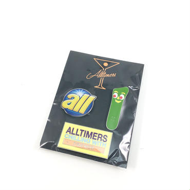 ALLTIMERS / PINS SET
