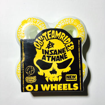 OJ WHEEL / TEAM RIDER EZ EDGE INSANEATHANE