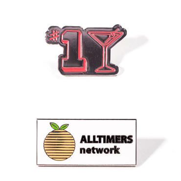 ALLTIMERS / PIN PACK