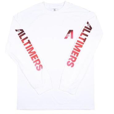 ALLTIMERS / ARTISTS LS TEE