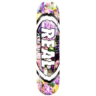 REAL / GLITCH OVAL / KYLE WALKER 8.06インチ