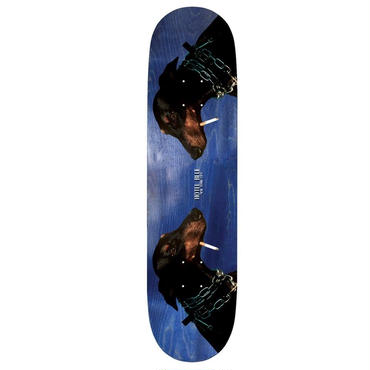 HOTEL BLUE / DOBERMAN DECK 8インチ