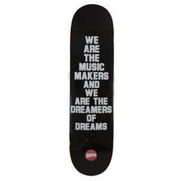 HOPPS / WE ARE THE MUSIC MAKERS 8インチ