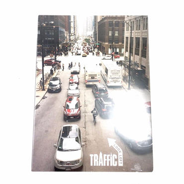TRAFFIC / LOOK LEFT DVD
