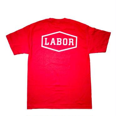 LABOR / CREST LOGO TEE