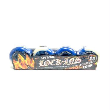 SPITFIRE / FORMULA FOUR  LOCK INS  SHAPE 50-50 SWIRL 99D
