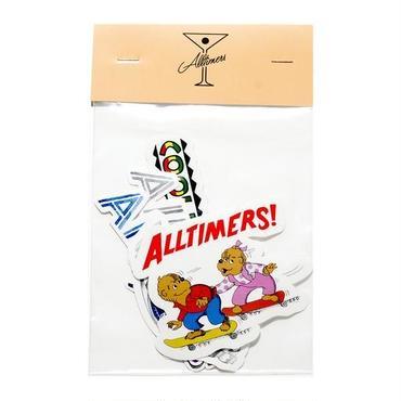 ALLTIMERS / STICKER PACK III
