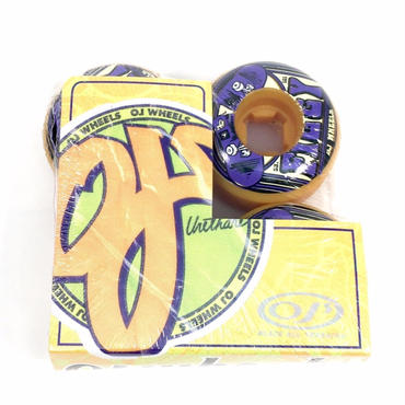 OJ WHEEL /   FIGGY PURPS YELLOW 53mm 101a