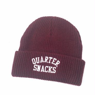 QUARTERSNACKS / ARCH BEANIE