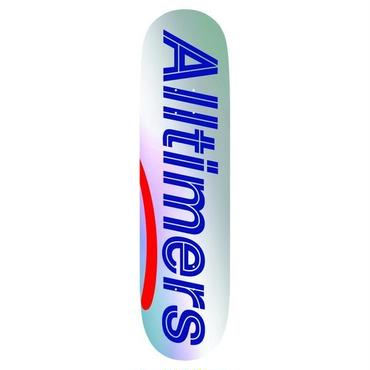 ALLTIMERS / ESTATE SHINY LOGO BOARD 8.3インチ