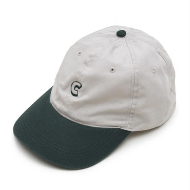 CHRYSITE / C LOGO LEATHER STRAP CAP