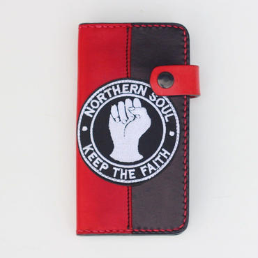 Smartphone Cover 「NORTHERN SOUL KEEP THE FAITH」