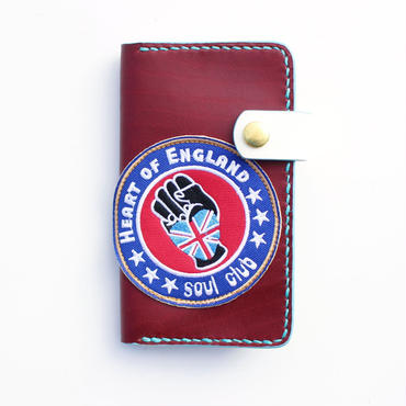 SOULCRAFT Mobile Smartphone Case NORTHERN SOUL「Heart Of England☆soul club」