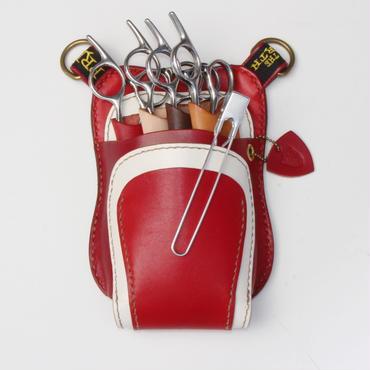 Original handmade Leather  Scissors case