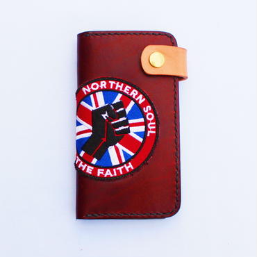 SOULCRAFT Mobile Smartphone Case NORTHENSOUL「KEEP THE FAITH(Union)」