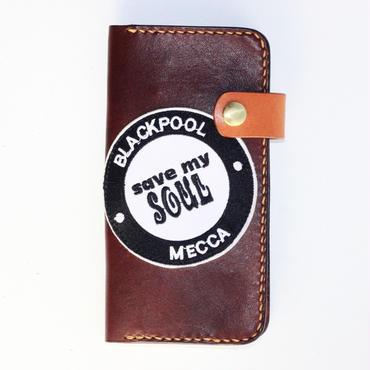 SOULCRAFT Mobile Smartphone Case NORTHERN SOUL「SAVE MY SOUL」