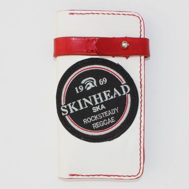 SOUL CRAFT Smartphone Cover 「Skinheads ST.George TROJAN 」