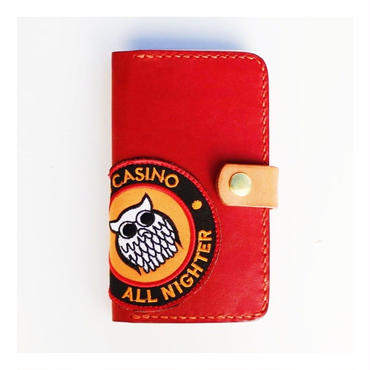 SOULCRAFT Mobile Smartphone Case NORTHERN SOUL「Wigan Casino OWL」