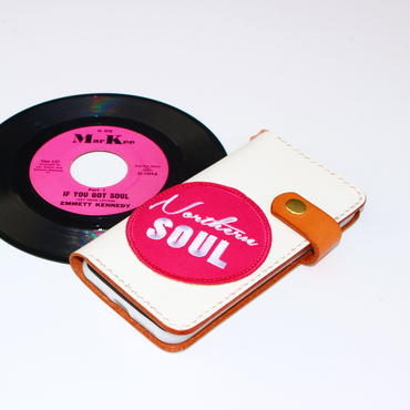 SOUL CRAFT Smartphone Cover 「NORTHERN SOUL」